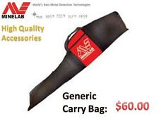 Minelab Padded Carry Bag for all ETRAC and Below Metal Detectors