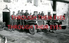 DVD SCANS WW2 PHOTO ALBUM ROYAL SIGNALS NORMANDY JUNE 1944 - CYPRUS 1947 JEEPS