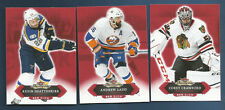 16/17 SHOWCASE BLUES KEVIN SHATTENKIRK  RED GLOW PARALLEL CARD #68