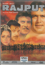 rajput - Dharmendra , Hema malini , Vinod Khanna  [Dvd] WEG 1st Edition