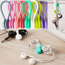 """1pc Multifunction Magnet Earphone Cord Winder Cable Holder Organizer Clips 4"""""""