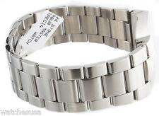 24mm Aqua Master Stainless Steel Men's Watch Bracelet W138