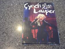 "Cyndi Lauper ""To Memphis With Love"" SEALED NM DVD"