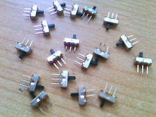 Mini Schiebeschalter Schalter Micro Schiebeschalter max 24V EIN/AUS 8,5 x 4,5 mm