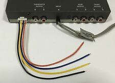 4 Pin Power Plug Wire Harness For Pioneer DEQ-9200 DSP