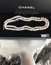 NWT CHANEL 14K SWEET CC 2 LOGO SUPERMARKET RUNWAY CANDY NECKLACE LTD ED SOLDOUT