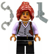 NEW BARBARA GORDON MINIFIG 70912 lego batman movie arkham asylum minifigure