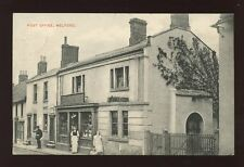 Northants WELFORD Post Office 1908 PPC loc pub Goodfellow Stationer