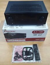 HOME CINEMA Pioneer vsx-531 4k 5.1 RICEVITORE AV CON BLUETOOTH NERO EX-DEMO #480