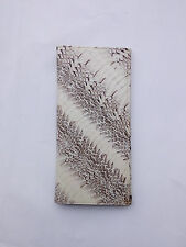Genuine Real Snake Skin Leather Men/Women's Wallet Long Bifold Pursue Handmade