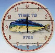 Fish Wall Clock Ebay