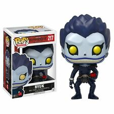 FUNKO POP DEATH NOTE FIGURE L ELLE LIGHT RYUK MISA ANIME MANGA STATUA PLUSH #1