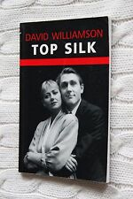 Top Silk by David Williamson (Paperback, 1989), Like new, free shipping
