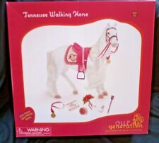 """Our Generation ~  Tennessee Walking Horse & Accessories for 18"""" Doll ~ NEW"""