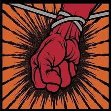 St. Anger [PA] [Digipak] by Metallica (CD, Oct-2013, 2 Discs, Blackened)