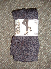 Modern Heritage Leggings Animal Print Sz. M/L NWT Women's
