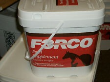 FORCO Equine Digestive Product 25 lb PELLETED (this is a new option!)