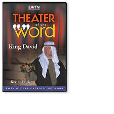 THE THEATER OF THE WORD: KING DAVID  EWTN  DVD
