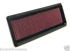 KN AIR FILTER (33-2847) FOR CITROEN C3 PICASSO 1.6 D 2008 - 2011