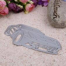 Cool Car Embossing Folder Cutting Dies Stencils Scrapbooking Cards Paper Craft