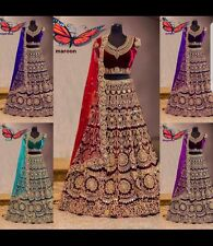 Pakistani/Indian bridal lengha pre order based -  original