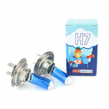 H7 55w ICE Blue Xenon Upgrade HID Front Fog Lamp Light Bulbs Pair