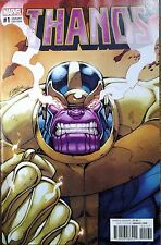 THANOS #1. RON LIM NOW VARIANT. EXCITING NEW STORY. HOT! 1ST PRINT JAN 2017 NM/M