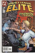 fumetto DC JUSTICE LEAGUE ELITE AMERICANO NUMERO 4