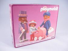 PLAYMOBIL VINTAGE 5507 VICTORIAN FAMILY MANSION DOLLHOUSE-COLLECTOR-NEW IN BOX!