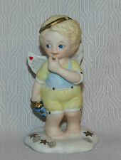 Bronson Collectibles Tender Hearts Collection Playing in the Stars Figurine   TS