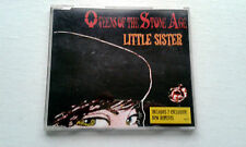 QUEENS OF THE STONEAGE. LITTLE SISTER 3 TRACK SINGLE