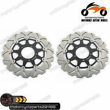 Front Brake Disc Rotors for Kawasaki ZZR ZX14R NINJA GTR ZG 1400 Concours ZX10R