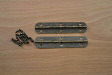 ANTIQUE BRONZE HINGE SET - PROKRAFT PKR ABH5