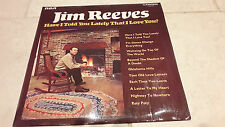 JIM REEVES - Have I Told You Lately That I Love You - LP Record CDM 1049