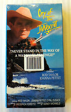 Cry of The Innocent ~ NEW SEALED ~ RARE OOP VHS Movie ~ Video Tape ~ Rod Taylor