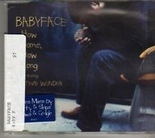 (BV843) Babyface, How Come, How Long - 1997 CD