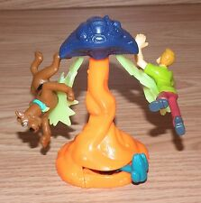 2000 Scooby-Doo Alien Invaders Scooby & Shaggy Burger King Meal Spinning Toy!