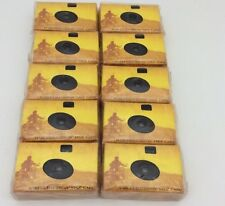 Lot of 10 Kodak Harley Davidson Disposable Camera 12 Exposure 35MM