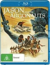 Jason And The Argonauts (Blu-ray, 2016)
