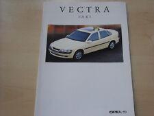 51906) Opel Vectra B Taxi Prospekt 02/1996