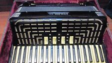 RARE Vintage Excelsior NY A Accordion USA Made Serial 6438! We ship WorldWide