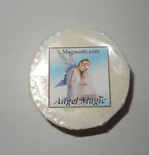 Angel Magic Wax Tart Melt, for use in oil burner, highly scented, Wiccan, Pagan