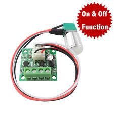 1.8V 6V 12V 30W DC Motor Speed Controller PWM Switch Variable Speed Regulator