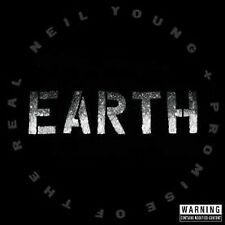 Neil Young + Promise of the Real - Earth - New CD