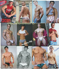 ALL AMERICAN GUYS 4 COCKY! PLAYGIRL MEN CAMPUS MEN SPEEDOS UNDERWEAR UNDERGEAR