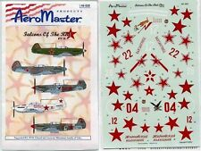 AEROMASTER 48-525 - DECALS 1/48 - FALCONS OF THE RED Pt. II