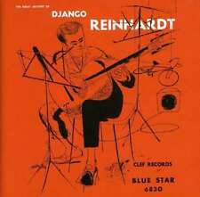 DJANGO REINHARDT The Great Artistry Of Django Reinhardt CD BRAND NEW