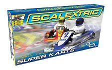 """Scalextric Sport C1334  Rennbahn-Komplettset  """"Super Karts"""""""