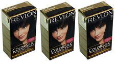 3 X Revlon ColorSilk Bella Colorante Capelli 10 Nero