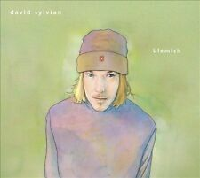 DAVID SYLVIAN Blemish CD NEW Digipak Samadhisound-cd ss001 electronic